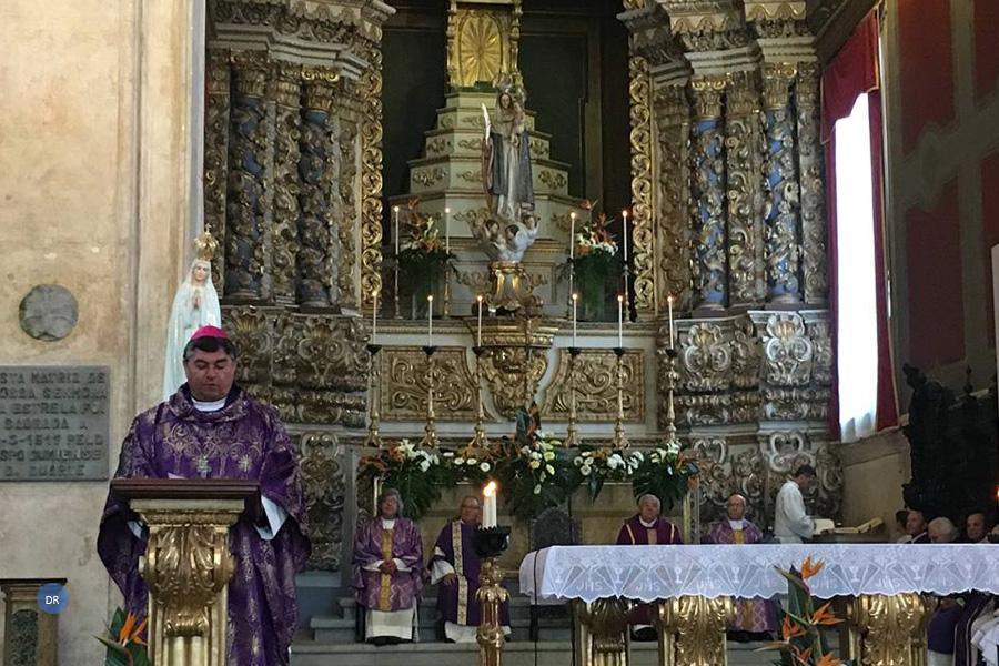 Homilia na Celebração dos 500 anos da Igreja Matriz de Ribeira Grande