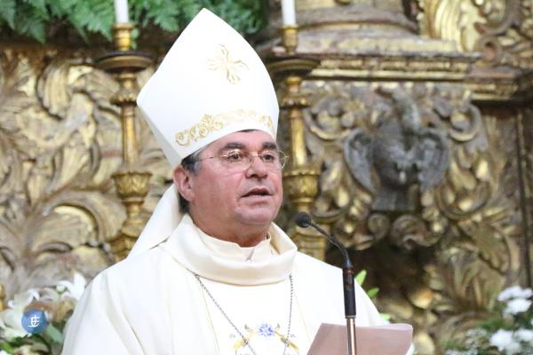 Homilia na Celebração da Eucaristia na Benção e Dedicação da Nova Igreja do Salão