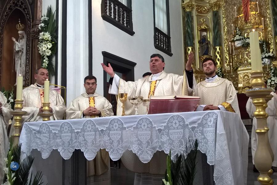 Homilia na Celebração do IV Domingo da Páscoa com instituição de acólitos