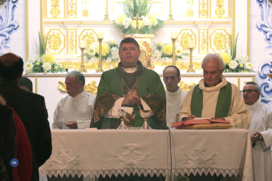 Homilia na Celebração Eucaristica dos 40 anos da Paróquia de Covoada