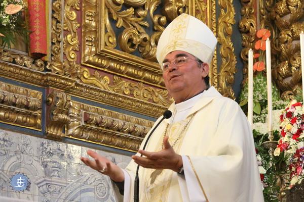Homilia na Celebração da Eucaristia nos 60 anos do Santuário do Santo Cristo