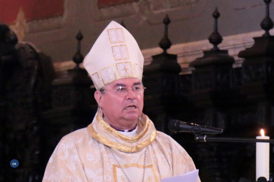 Homilia na Celebração da Eucaristia da Ordenação Presbiteral do Diácono Fábio Carvalho