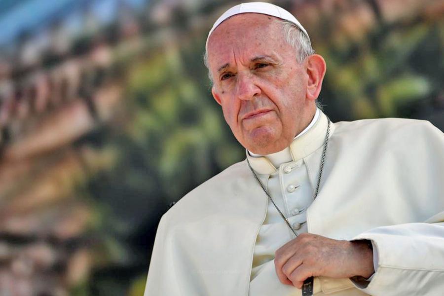Em comunhão com o Santo Padre no dia 27 de março, às 16 horas