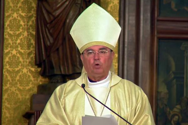 Homilia Celebração da Eucaristia do Domingo da Ressurreição 2020